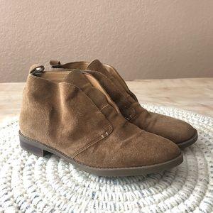 Franco Sarto IIlena Chukkah Ankle Boot Size 8